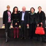 Anke Fischer, Janine Lancker, Siegfried Marquardt, Inge Buck, Lilian von Haußen