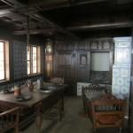 Bauernhaus mit Decke aus dem 17. Jh