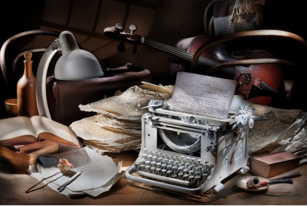 Schreiben mit Nostalgie