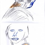 George Minne_Bildnis einer Frau I_96