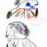 George Minne_Bildnis einer Frau II_96