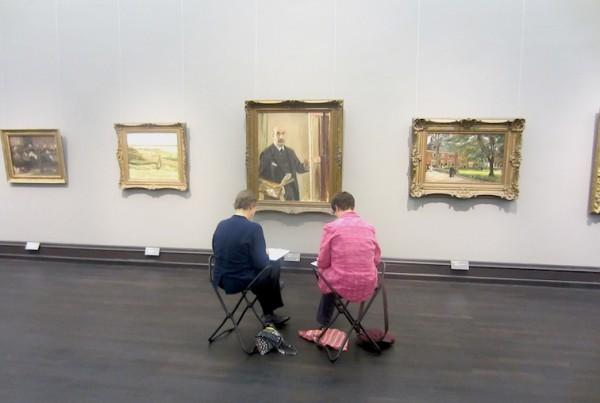 Kreatives Schreiben im Museum