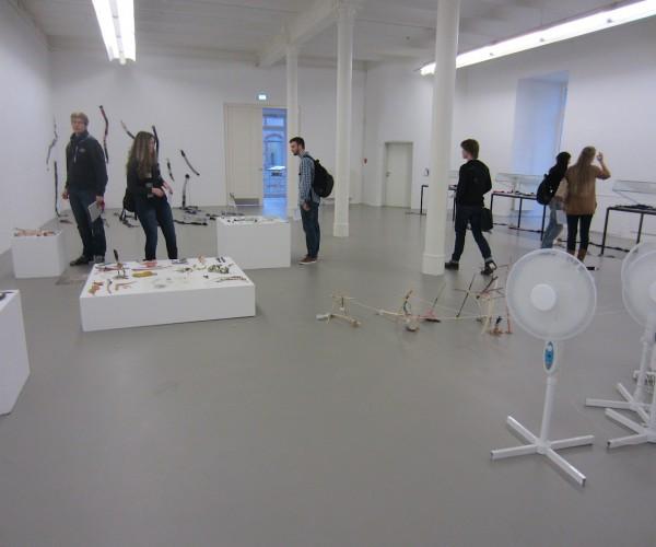 Besuch Staet Galerie