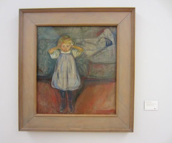 Munch_Das Kind und der Tod